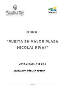 thumbnail of ETG PUESTA EN VALOR PLAZA NICOLÁS RIVAS