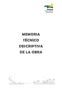 thumbnail of Memoria Técnico Descriptiva Plaza Alsina
