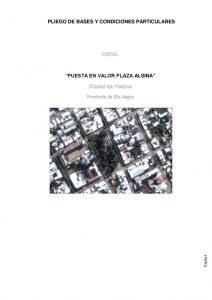 thumbnail of PCP PLAZA ALSINA