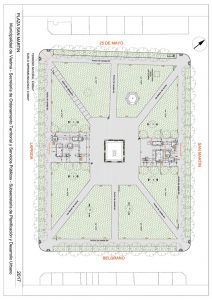 thumbnail of Plaza San Martin GENERAL (